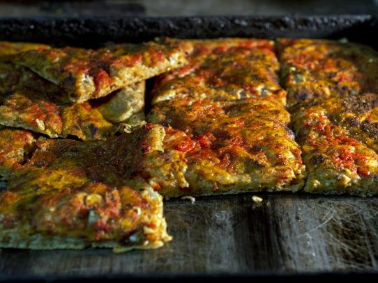 PIZZA RIANATA: LA VERA RICETTA DELLA PIZZA INTEGRALE DI CAMEROTA