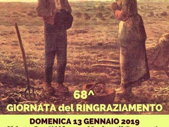68esima GIORNATA DEL RINGRAZIAMENTO COLDIRETTI a Marina di Camerota