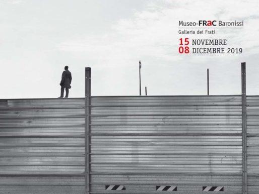 """La mostra di Pio Peruzzini dal titolo """"Lungo i muri"""" al Museo FRaC dal 15 novembre all'8 dicembre."""