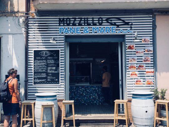 MOZZILLO PANE & MARE: LO STREET FOOD MADE IN CILENTO