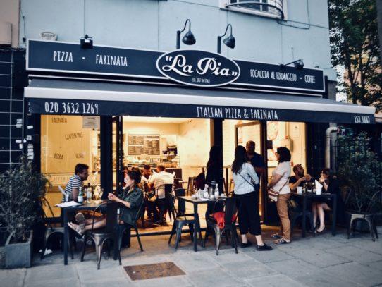 NEL MEZZO DELLA CITY: ITALIANS DO IT BETTER