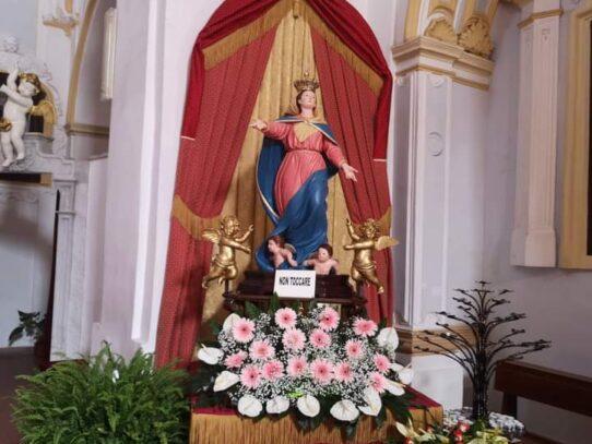 15 AGOSTO 1990/ 15 AGOSTO 2020 LICUSATI FESTEGGIA IL XXX ANNIVERSARIO  DELLA SOLENNITA' DI MARIA SANTISSIMA ASSUNTA IN CIELO